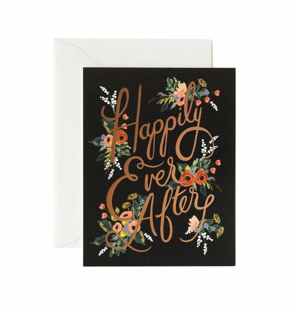Rifle Paper Co. Eternal Happily Ever After Card