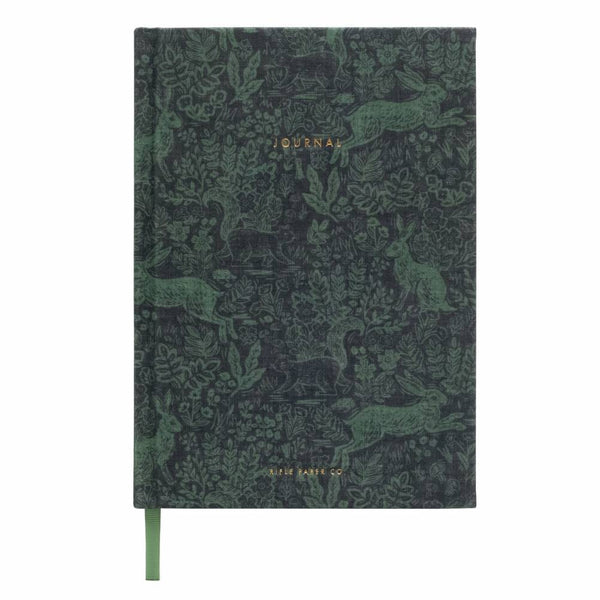 Rifle Paper Co. Fable Fabric Journal