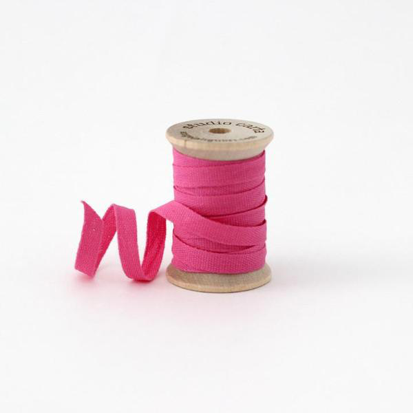 Studio Carta Cotton Ribbon - Fuchsia