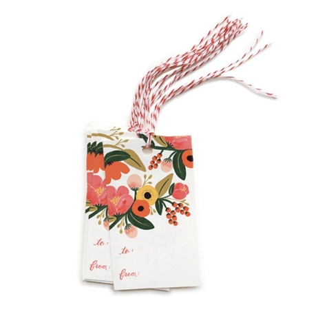Rifle Paper Co. Garden Gift Tags