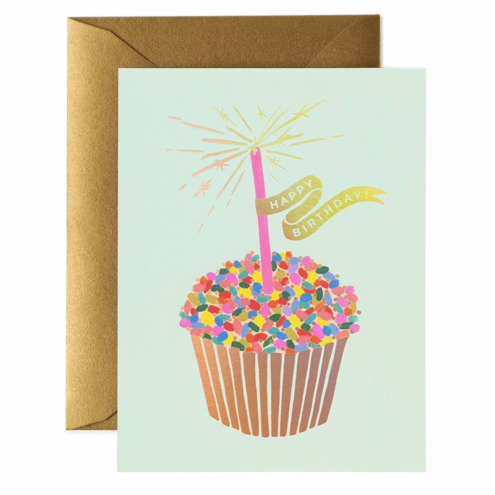 Rifle Paper Co. Cupcake Card