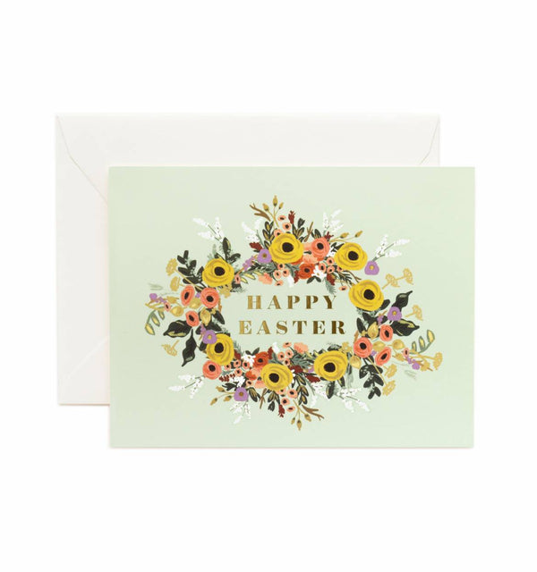 Rifle Paper Co. Easter Garden Greeting Card