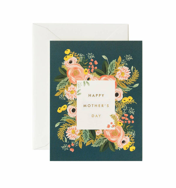 Rifle Paper Co. Bouquet Mother's Day Card