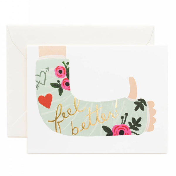 Rifle Paper Co. Feel Better Card