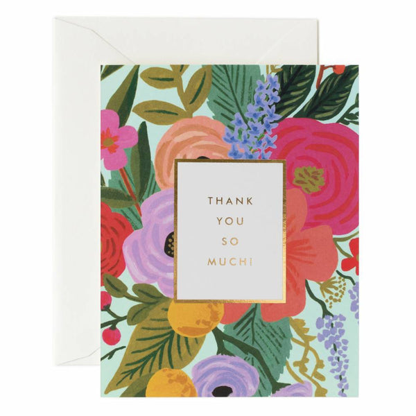 Rifle Paper Co. Garden Party Thank You Card