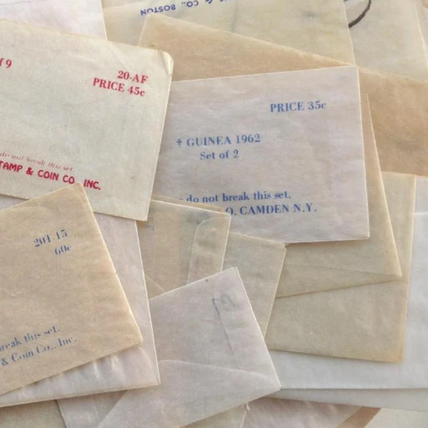 Studio Carta Vintage Glassine Envelopes