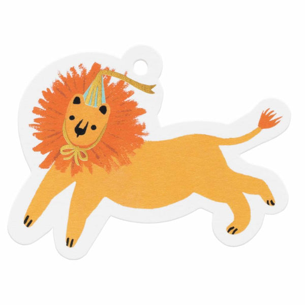 Rifle Paper Co. Party Lion Gift Tags