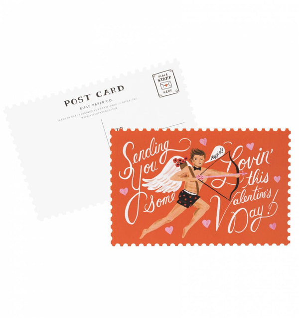 Rifle Paper Co. Pack of 10 Hey Girl! Postcards