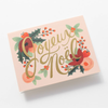 Rifle Paper Co. Joyeux Noel Christmas Card