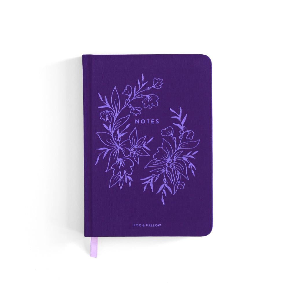 Fox & Fallow Juniper Mini Notebook
