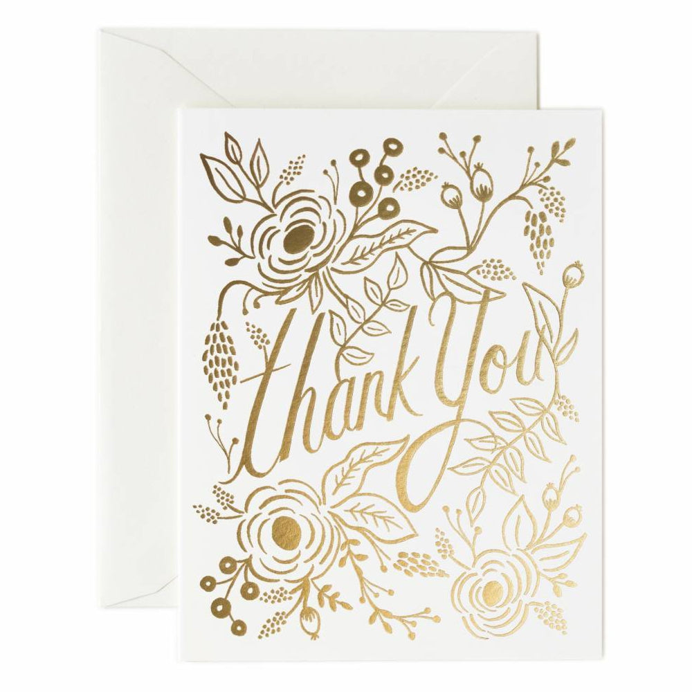 Rifle Paper Co. Marion Thank You Card