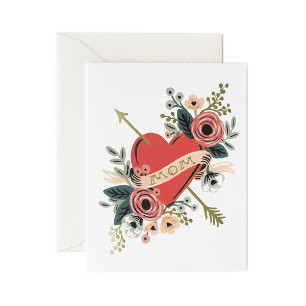 Rifle Paper Co. Mom Forever Mother's Day Card