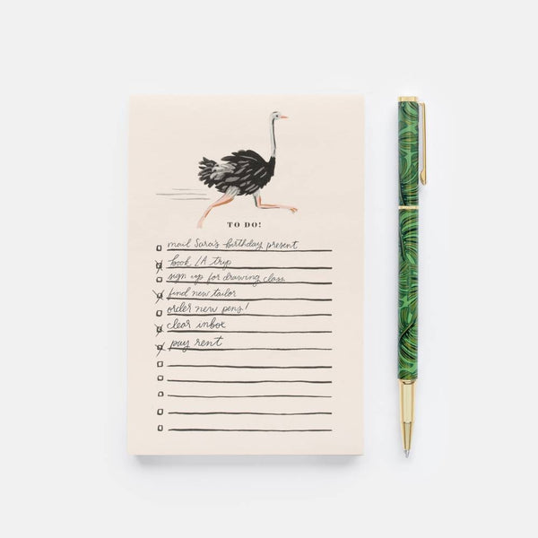 Rifle Paper Co. Monstera Writing Pen