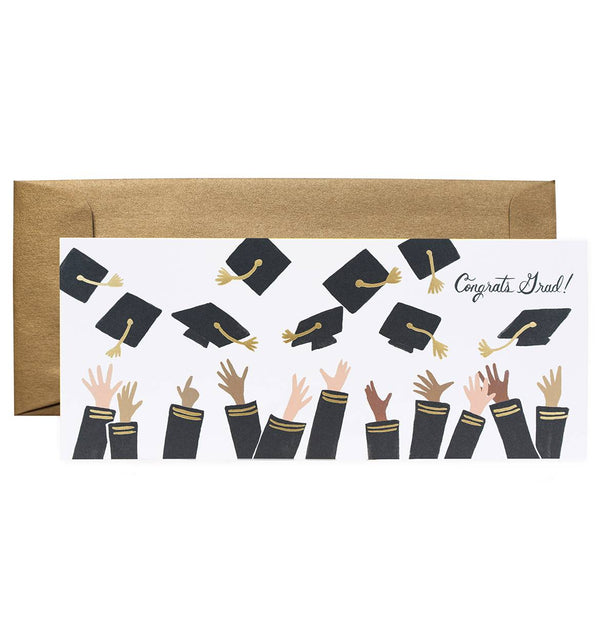 Rifle Paper Co. Congrats Grad! Card