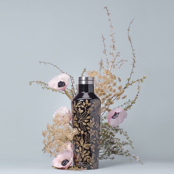 Rifle Paper Co. x Corkcicle Queen Anne Canteen