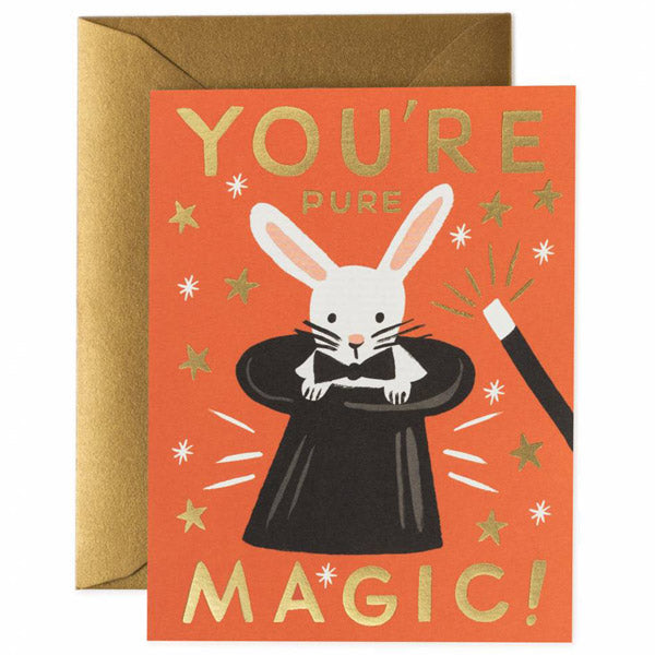 Rifle Paper Co. You're Pure Magic Card