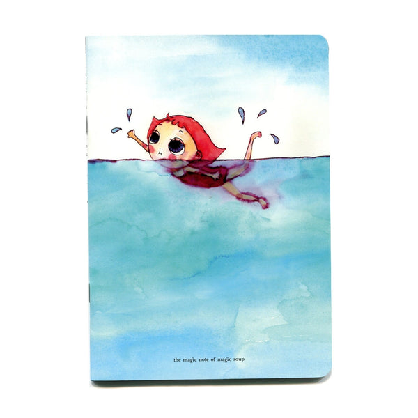 Magic Soup Swimming Titta Notebook