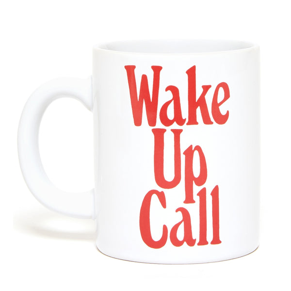 Ban.do Hot Stuff Ceramic Mug - Wake Up Call