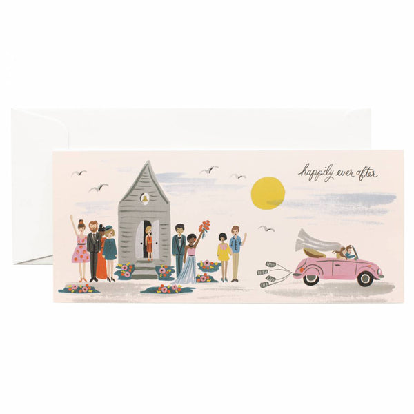 Rifle Paper Co.Wedding Send Off No.10 Card