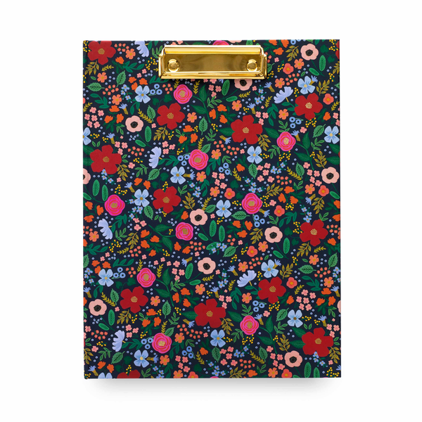 Rifle Paper Co. Wild Rose Clipfolio