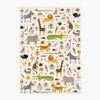 Rifle Paper Co. Party Animals Gift Wrap