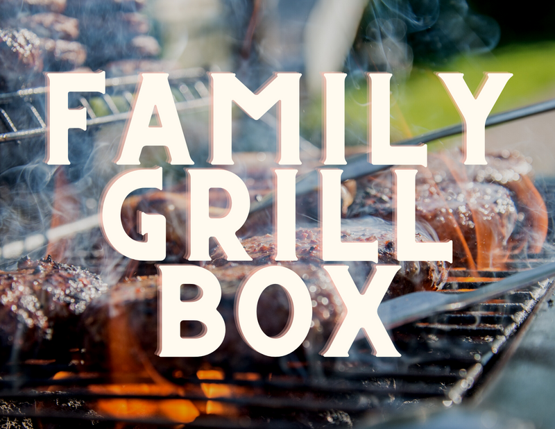 Family Grill Box
