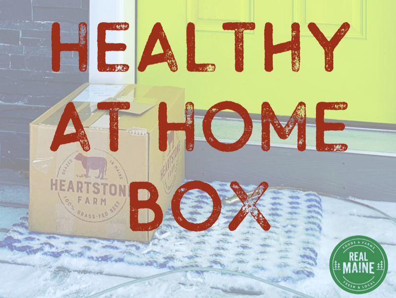 Healthy At Home Box