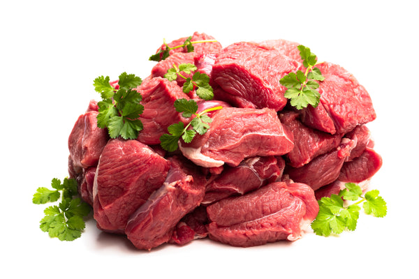 Maine Pasture-Raised Lamb Stew Meat