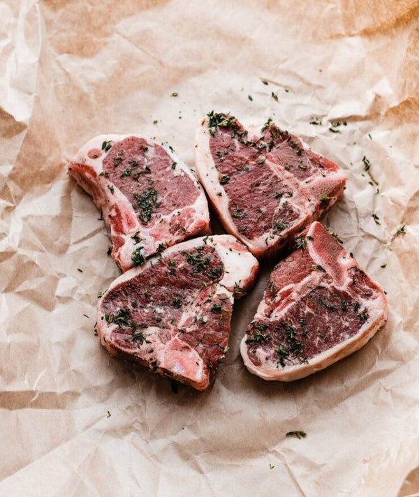 Maine Pasture-Raised Loin Lamb Chops