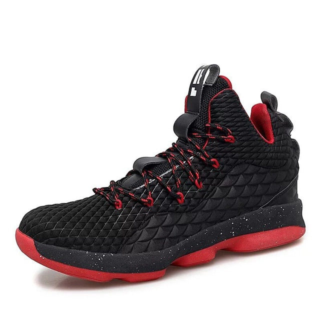 New High Top Lace Up Lebron James 16 Basketball Shoes Sifrwotg