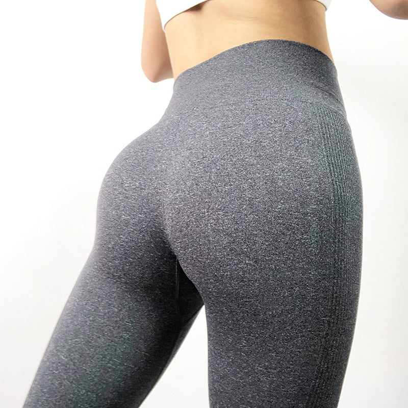 Classic Booty Dark Gray High Rise Legging