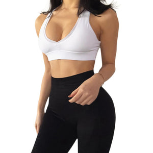 Booty Babe Black Seamless High Rise Legging