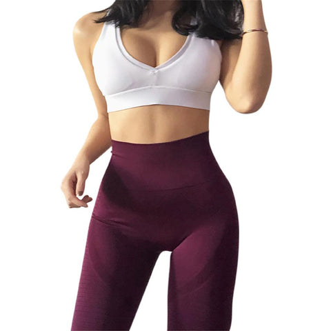 Booty Babe Rose Seamless High Rise Legging