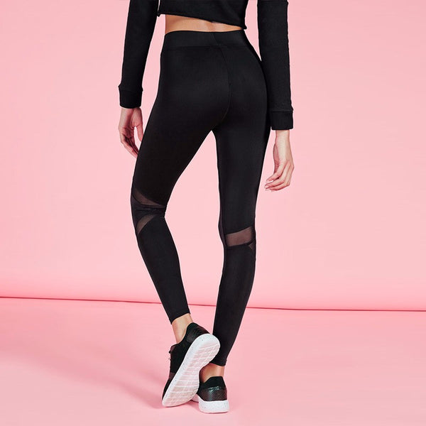Black Is The New Black Fitness Set