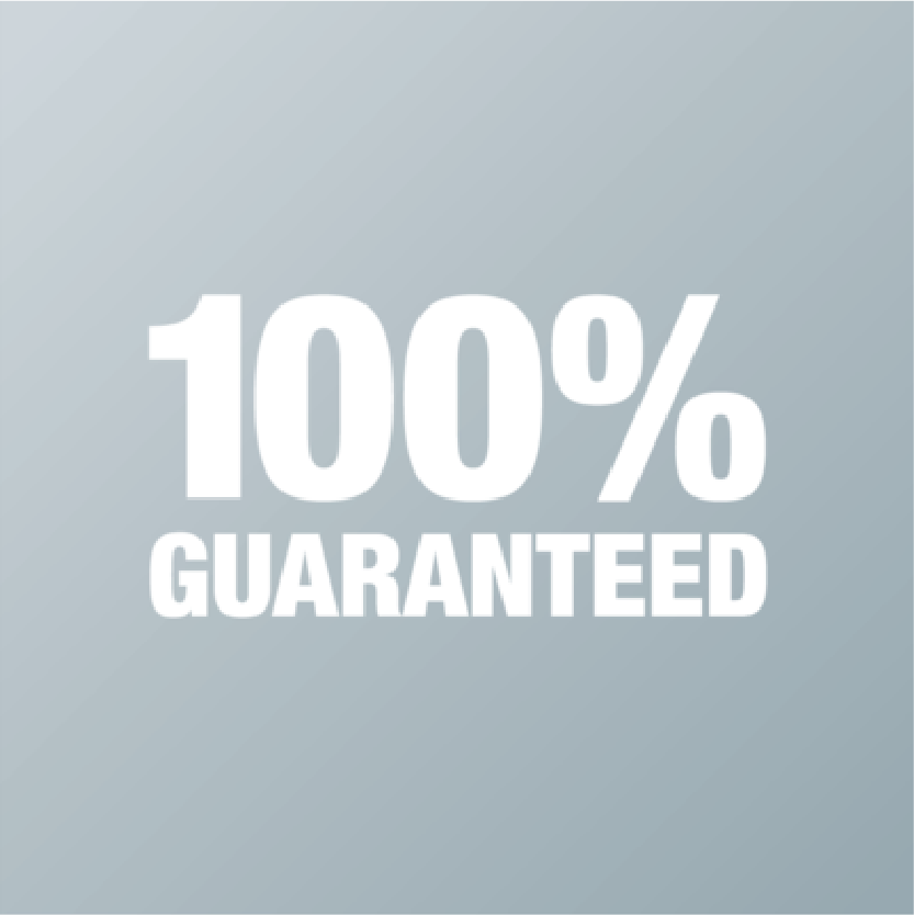 All of our odor and stain products are guaranteed to work or your money back. We stand behind our products 100%.