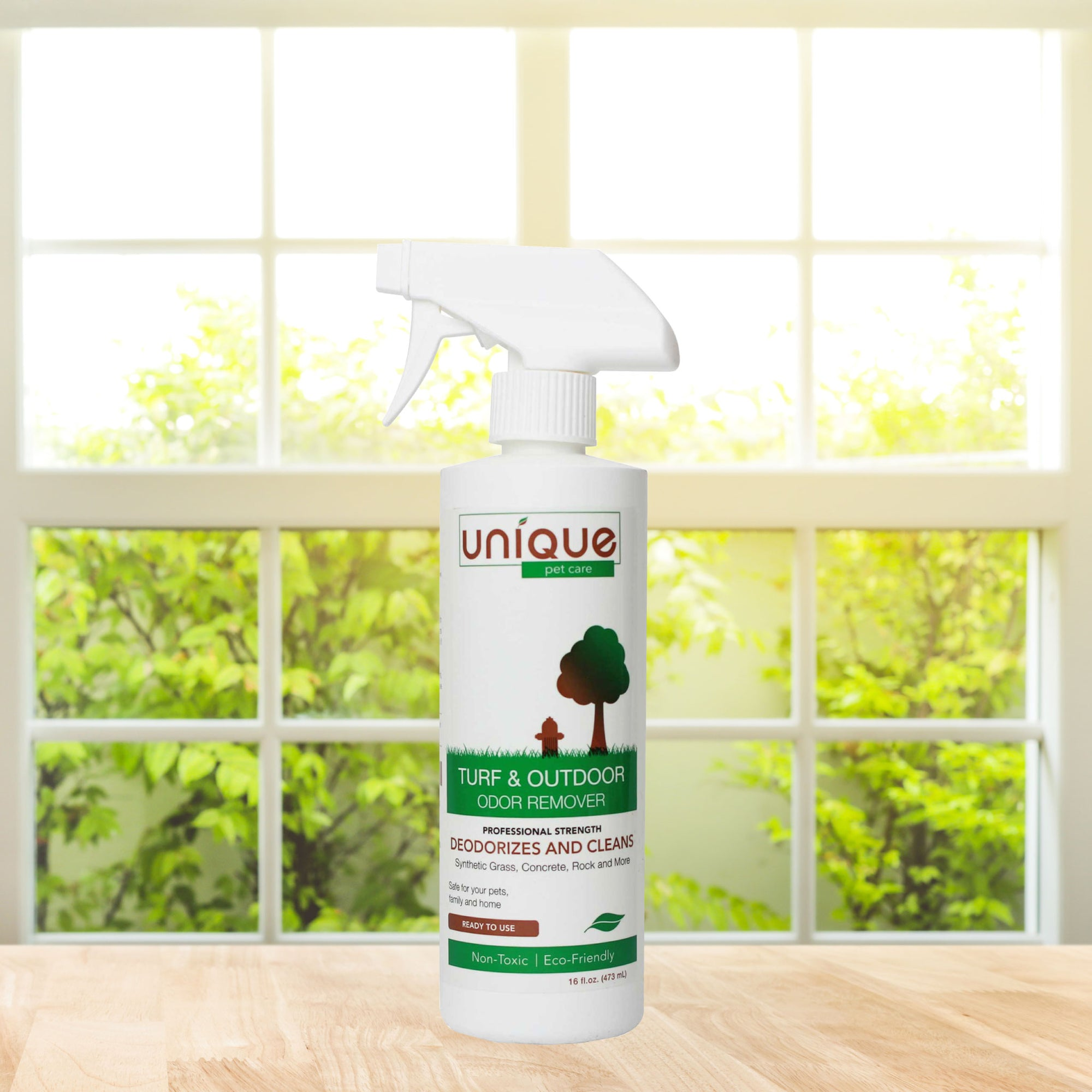 Turf + Outdoor Odor Remover