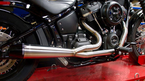 2018 Softail 2-1 Exhaust
