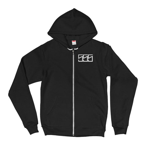 SSS Zip-up Hoodie sweater