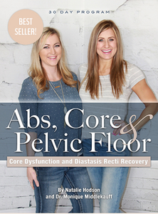 Abs, Core and Pelvic Floor Physical Book