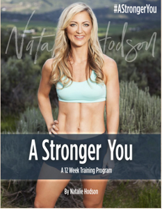 Stronger You eBook