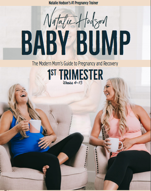 Baby Bump Trainer First Trimester eBook
