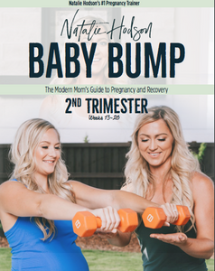 Baby Bump Trainer Second Trimester eBook
