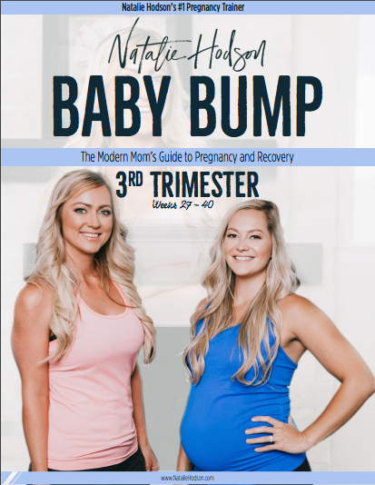 Baby Bump Trainer Third Trimester eBook