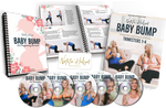 Baby Bump Pregnancy Trainer Physical Book/DVDs