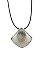 STERLING SILVER DOUBLE SIDED  PENDANT  - CHAIN NOT INCLUDED
