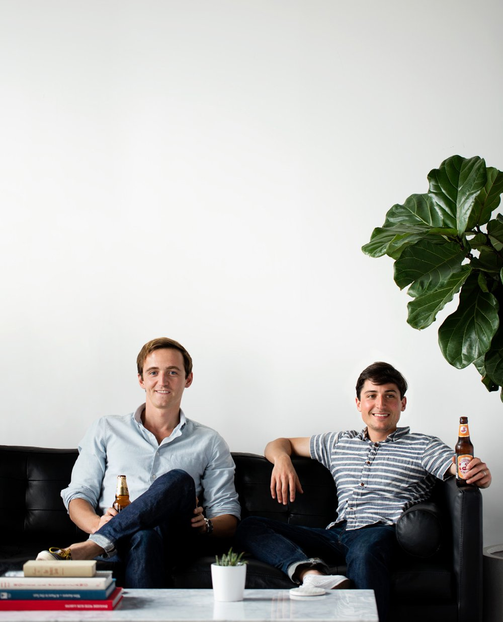 Product & Pattern: Josh Williams and Eric Prum of W&P