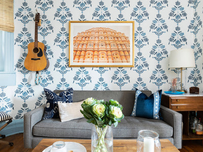 Mix Patterns Like a Pro With Tips From 3 of Our Favorite Interior Designers