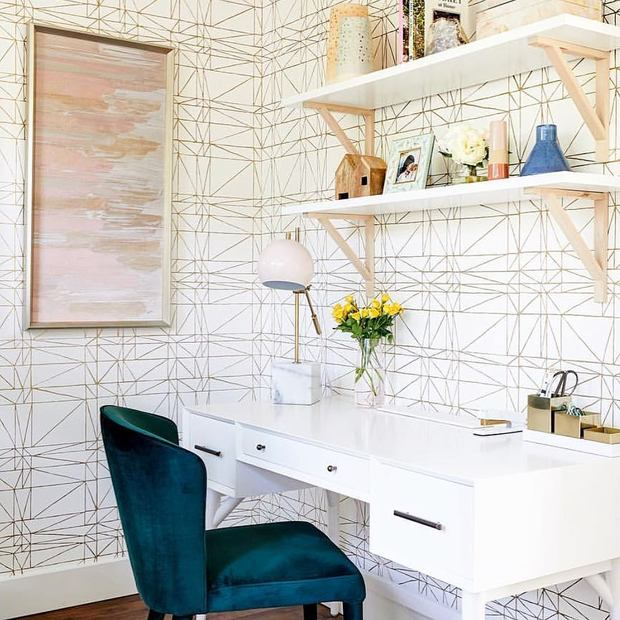 Home Work: Our Favorite Home Office Inspiration & Tips