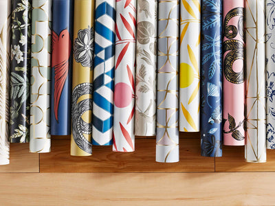 Wallpapering 101: Breaking Down Our Traditional, Pre-pasted, and Peel and Stick Papers