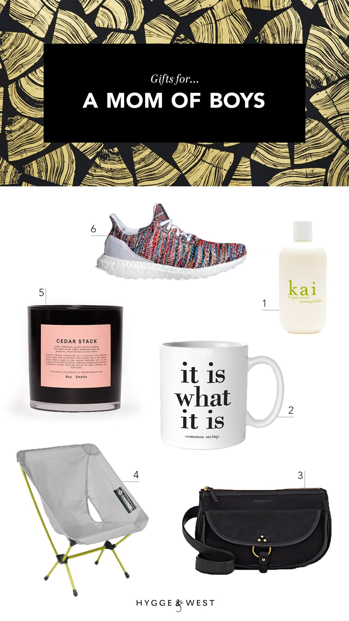 Mother's Day Gift Guide | Wood Gold wallpaper | Askov Finlayson | Hygge & West